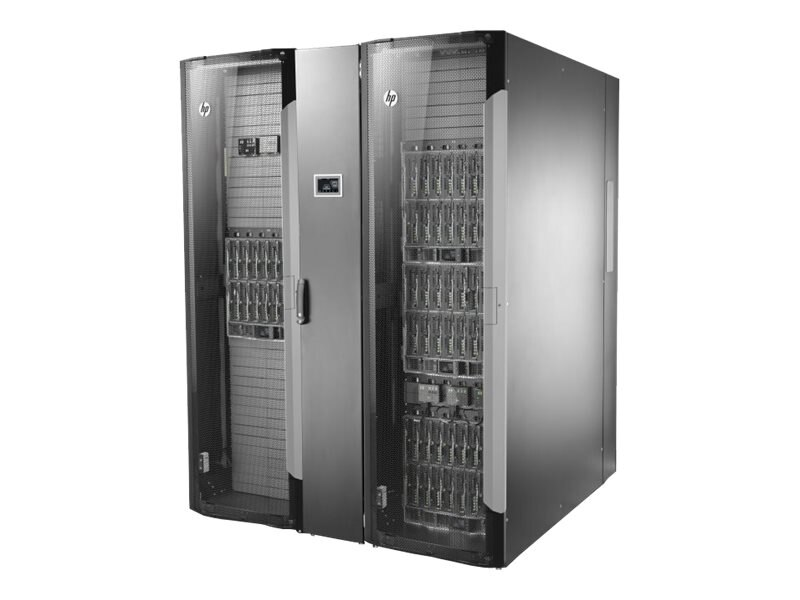 HPE Modular Cooling System 200 Expansion Rack