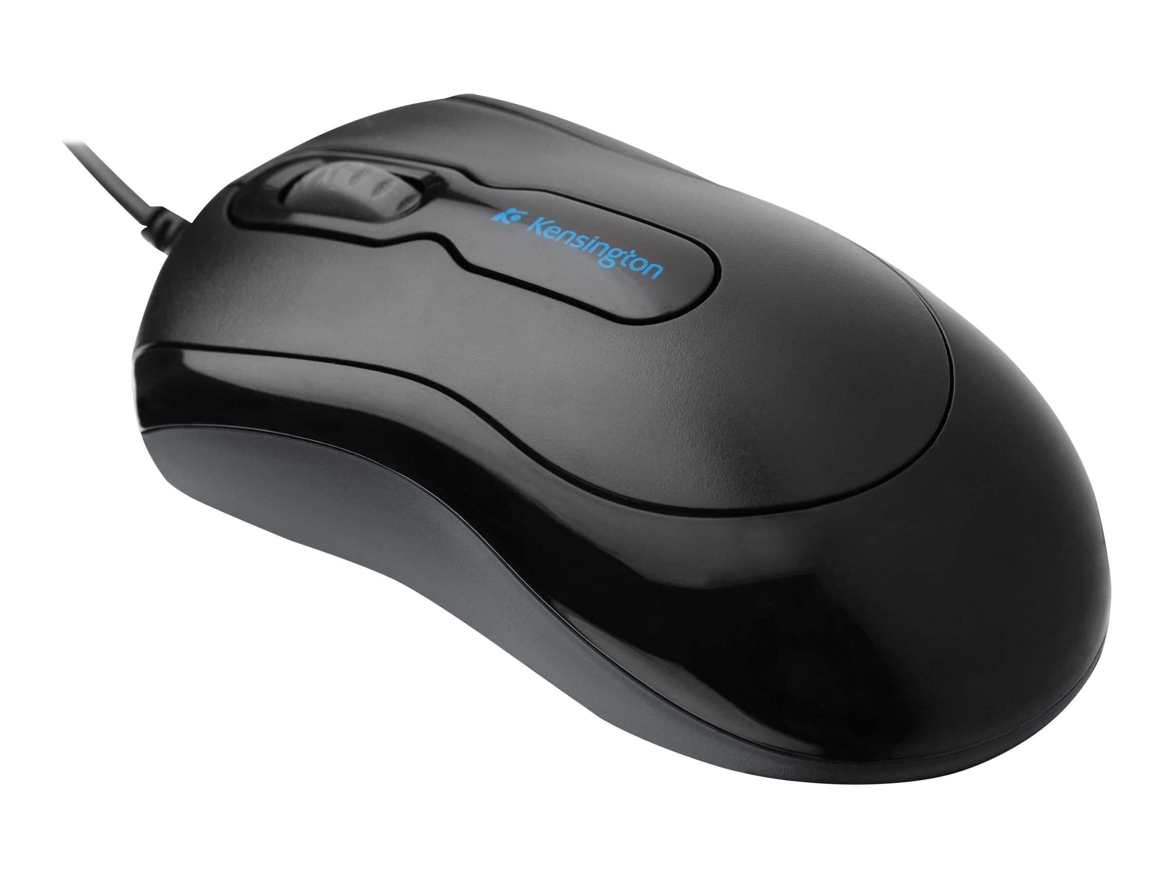 Kensington Mouse in a Box, USB, Black, K72356US