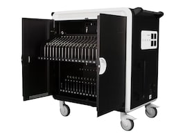 Aver Information 40-Unit Avercharge S40i Charging Cart, CHRGES40I, 19601210, Computer Carts