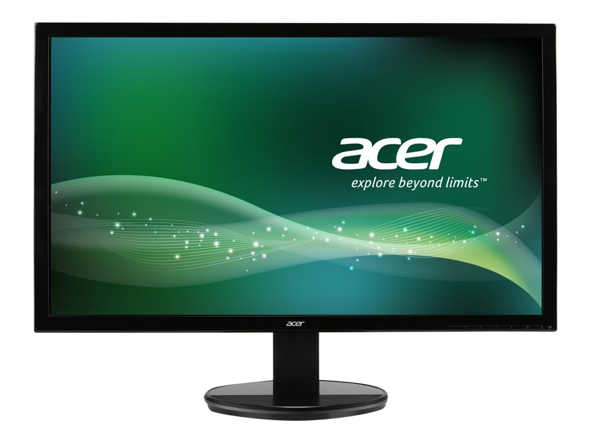 Acer 27 K272HUL bmiidp Quad HD LED-LCD Monitor, Black, UM.HX2AA.001