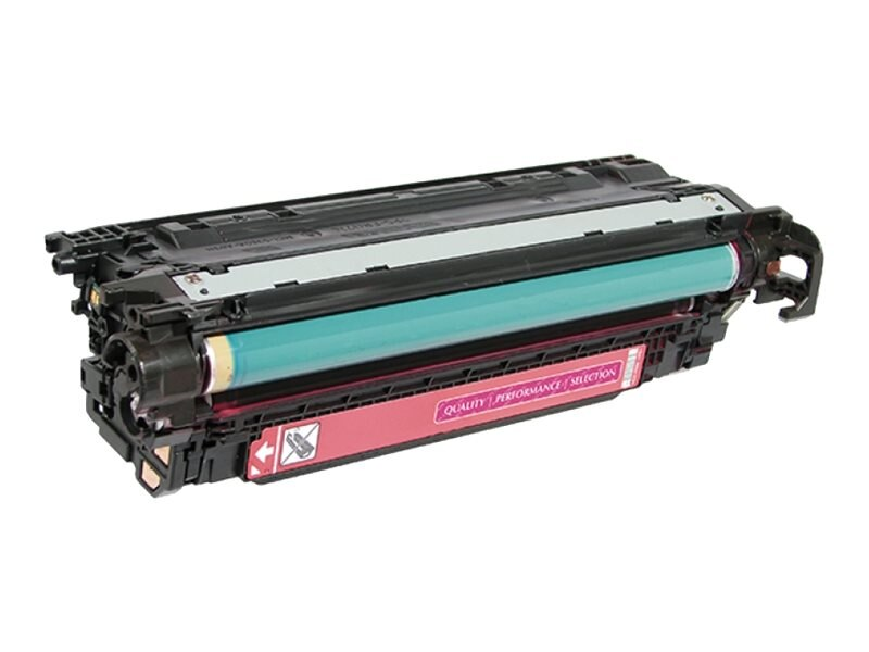 West Point CE403A Magenta Toner Cartridge for HP LaserJet Enterprise 500 Color m575, m570 & m551 Series
