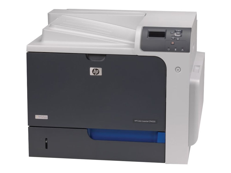 HP Color LaserJet CP4025n Printer, CC489A#BGJ, 10691239, Printers - Laser & LED (color)