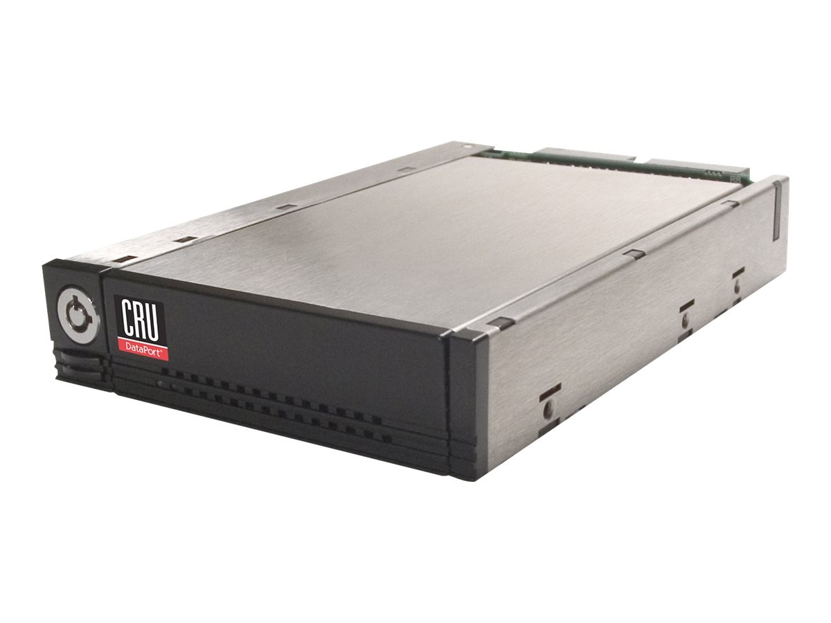 CRU DP25 SATA 6Gb s Dual Port Carrier, 8510-6402-9500
