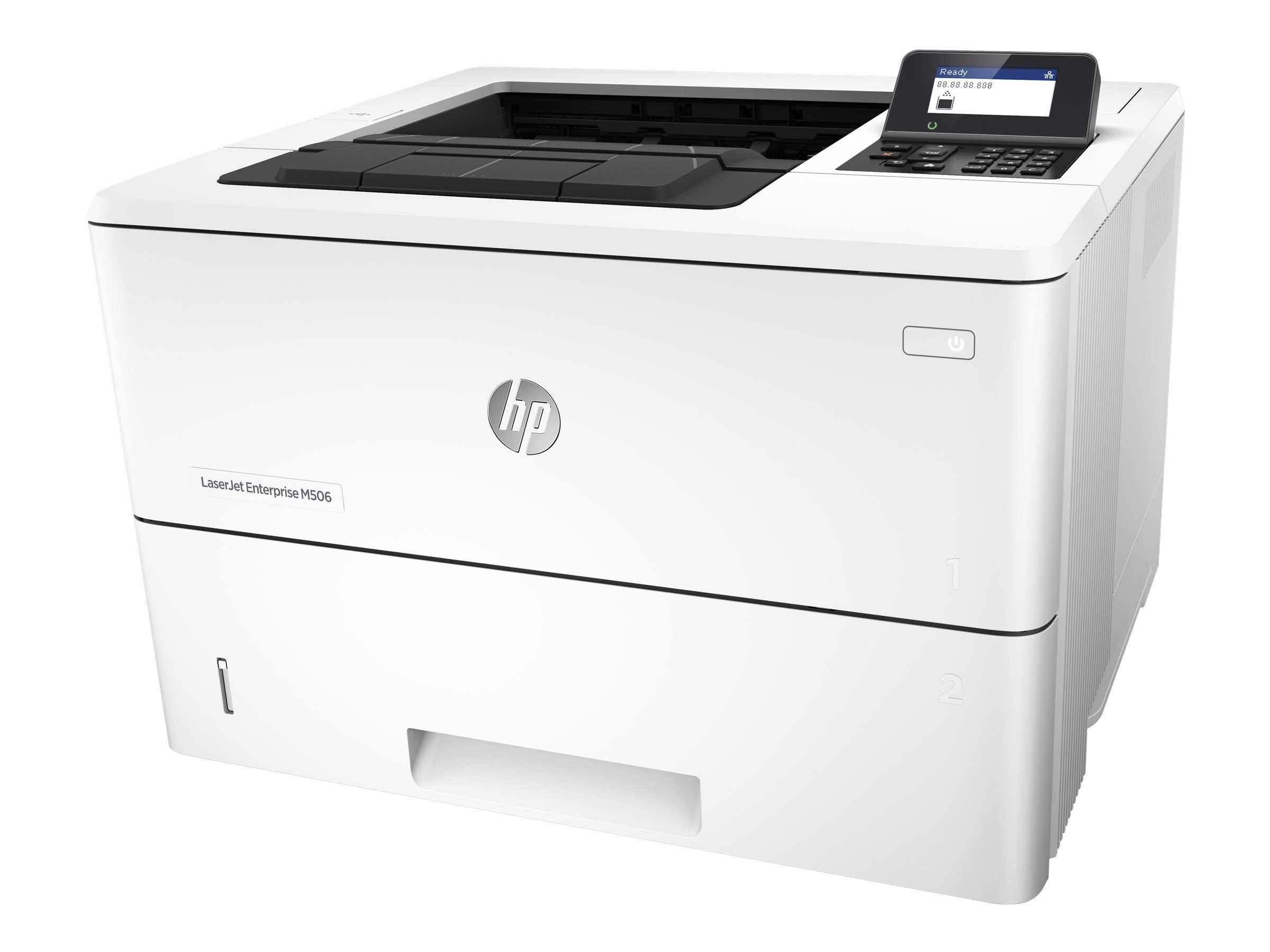 HP LaserJet Enterprise M506n Printer, F2A68A#BGJ, 30006411, Printers - Laser & LED (monochrome)