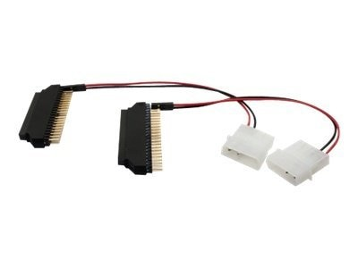 Aleratec 2.5 to 3.5 IDE HD Adapters (2-pack), 350116, 13459662, Drive Mounting Hardware