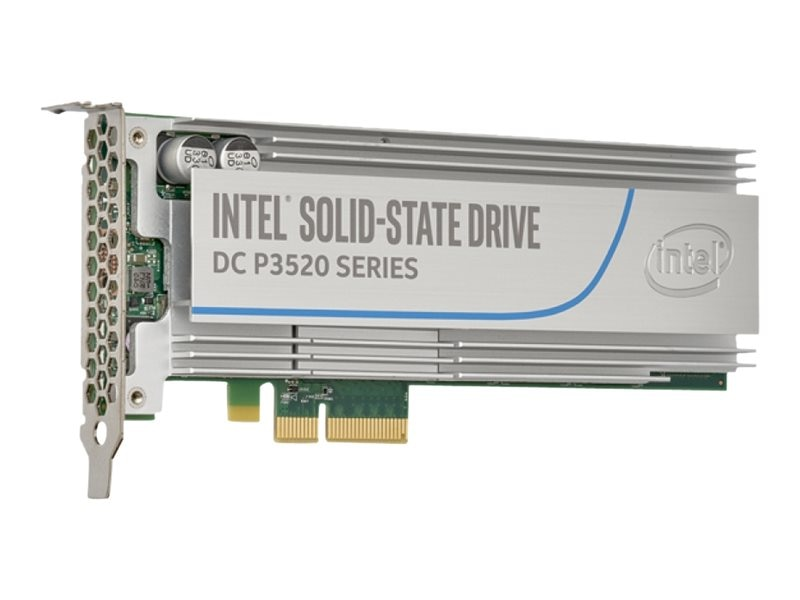 Intel 1.2TB P3520 Series Half Height Internal Solid State Drive, SSDPEDMX012T701