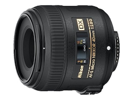 Nikon AF-S DX Micro-NIKKOR 40mm f 2.8G Lens, 2200, 13042138, Camera & Camcorder Lenses & Filters