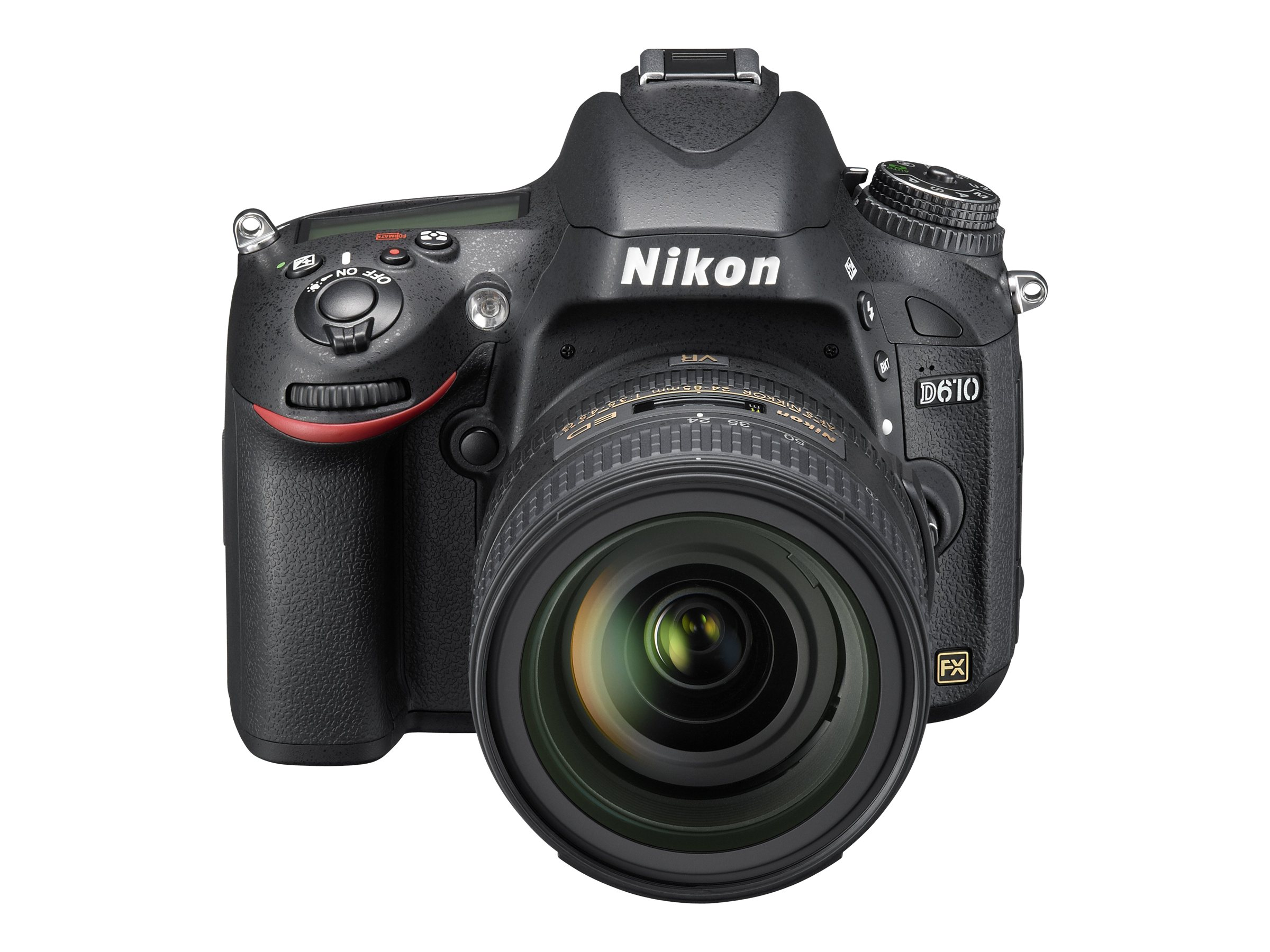 Nikon D610 FX-Format Digital SLR with 24-85mm VR Lens, 13305, 16466876, Cameras - Digital - SLR