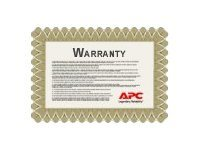 APC 1-Year Extended Hardware Warranty for InfraStruXure Central Basic
