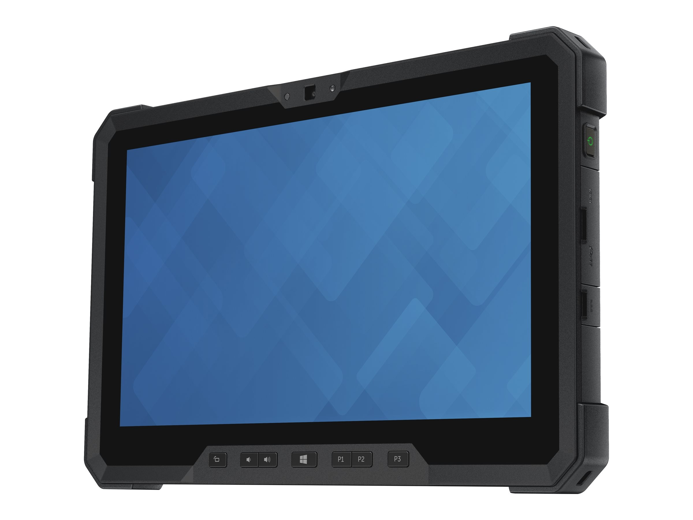 Dell Latitude Rugged Tablet 7202 1.2GHz processor Windows 7 Professional 64-bit, Windows 10 Pro, V7P79