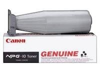 Canon Black NPG-10 Toner Bottle, NPG10, 9138962, Toner and Imaging Components