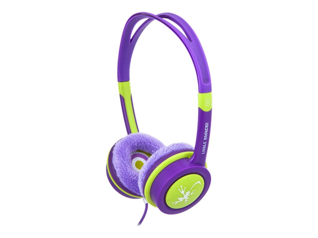 Ifrogz Audio Little Rockers - Pink, IFLTRC-PK0, 17394940, Headsets (w/ microphone)