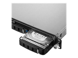 Seagate 4-Bay Rackmount Drive Tray, STDN402, 31491885, Drive Mounting Hardware