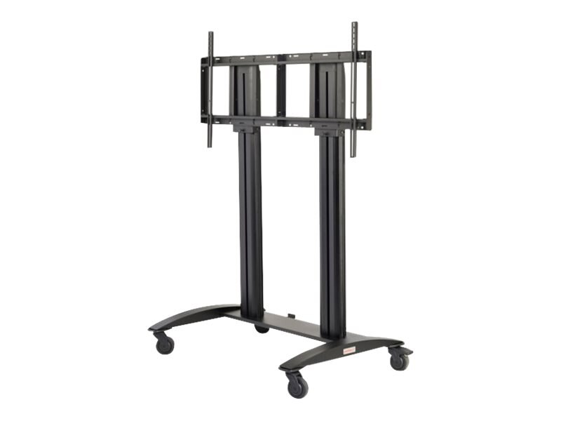 Peerless SmartMount Cart for use with 55 and 84 Microsoft Surface Hub