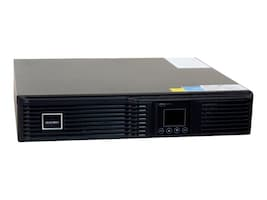 Liebert GXT4 1000VA R T Online UPS 120V w  Rackmount Kit, GXT4-1000RT120, 18382001, Battery Backup/UPS
