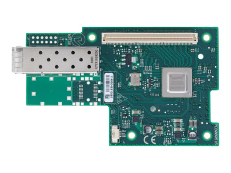 Mellanox ConnectX-3 EN 1-Port 10GbE SFP+ NIC for OCP, MCX341A-XCCN
