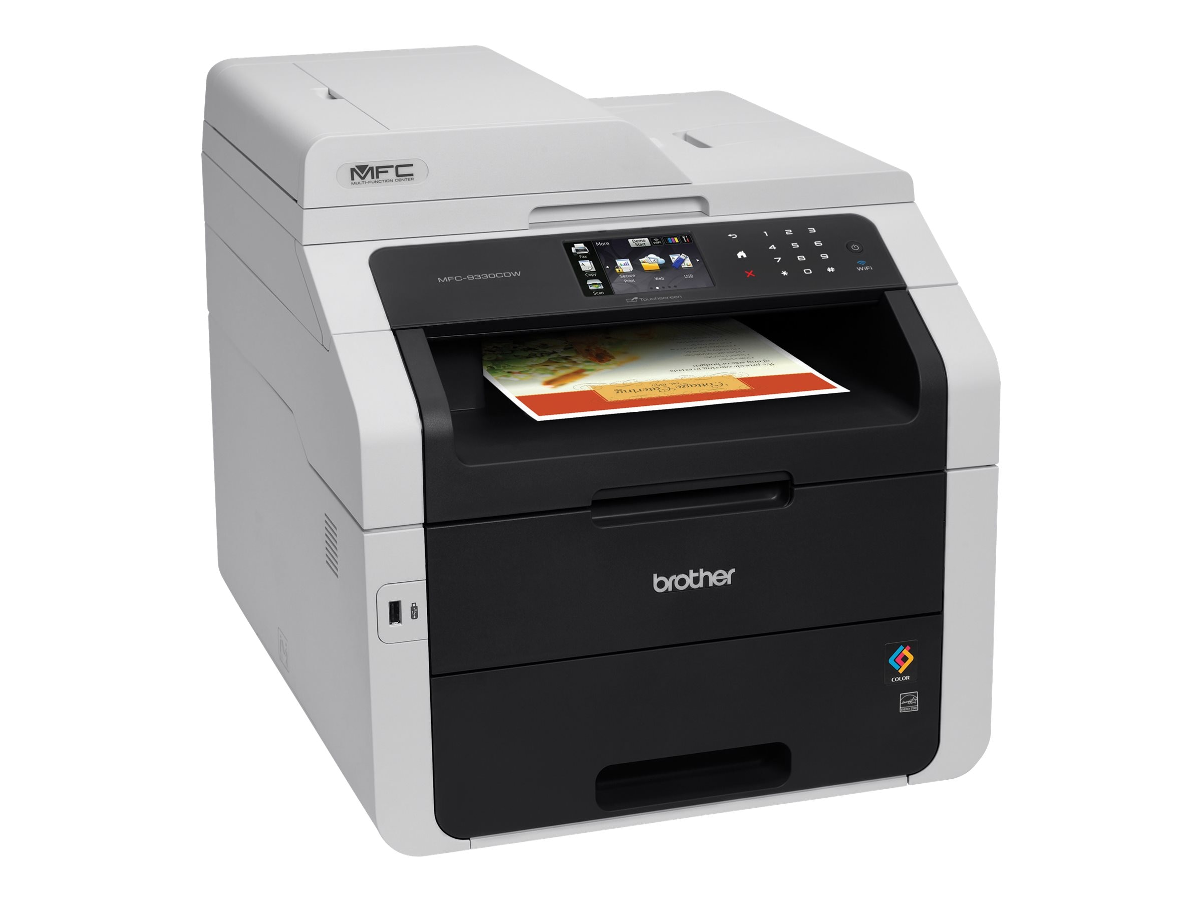Brother MFC-9330CDW Image 3
