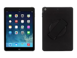 Griffin Air Strap 2014 for iPad Air, Black, GB39053-2, 17543693, Carrying Cases - Tablets & eReaders