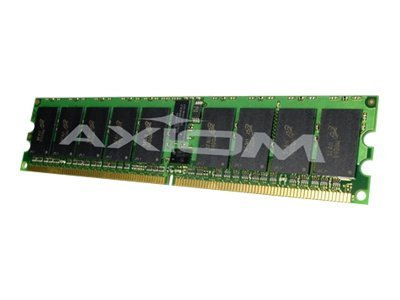 Axiom 8GB PC2-3200 DDR2 SDRAM Memory Kit for Select eServer xSeries Models, 30R5145-AXA, 7298815, Memory