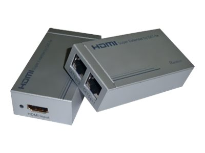 Comprehensive HDMI Extender up to 200ft Over Dual Cat5 6 Cable
