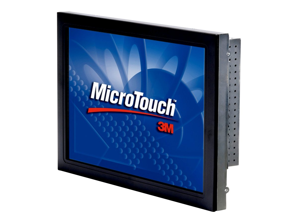 3M 15 MicroTouch C1500SS LCD Touchmonitor Serial With Slimline Bezel