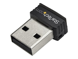 StarTech.com USB 150Mbps Mini Wireless N Network Adapter 802.11n g, USB150WN1X1, 13131712, Wireless Adapters & NICs
