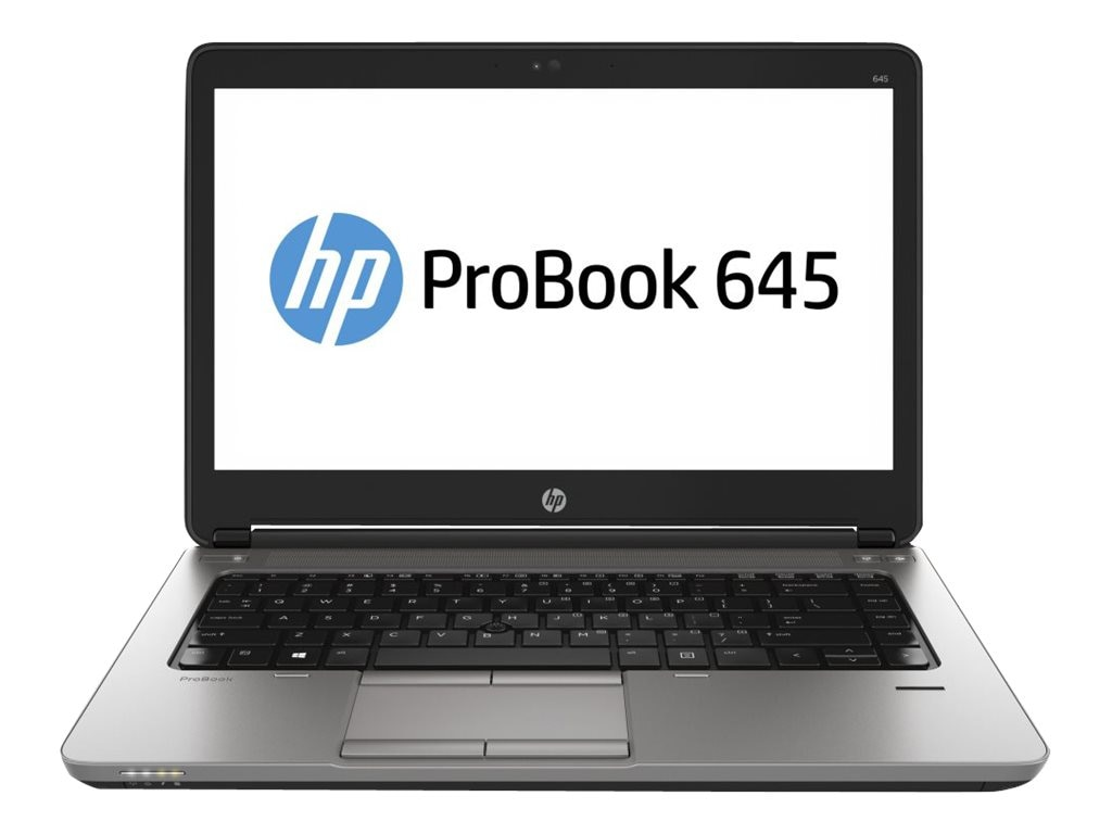 HP ProBook 645 G1 2.5GHz A10 Series 14in display, J2L69UT#ABA