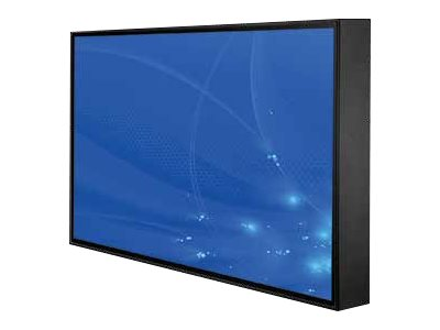 Peerless 55 UV2 Full HD LCD Outdoor TV, Black