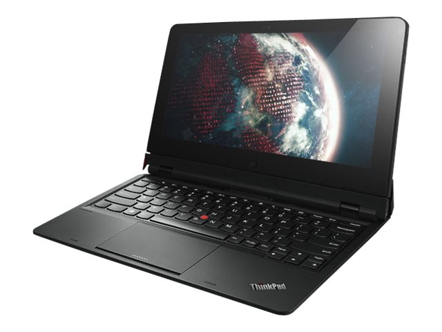 Lenovo TopSeller ThinkPad Helix G2 Core M-5Y71 1.2GHz 8GB 256GB ac BT 4G NFC FR WC Pen 11.6 FHD MT W8.1P64, 20CG005GUS, 23203142, Notebooks - Convertible