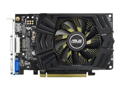 Asus GeForce GTX 750 PCIe 3.0 Graphics Card, 1GB gDDR5