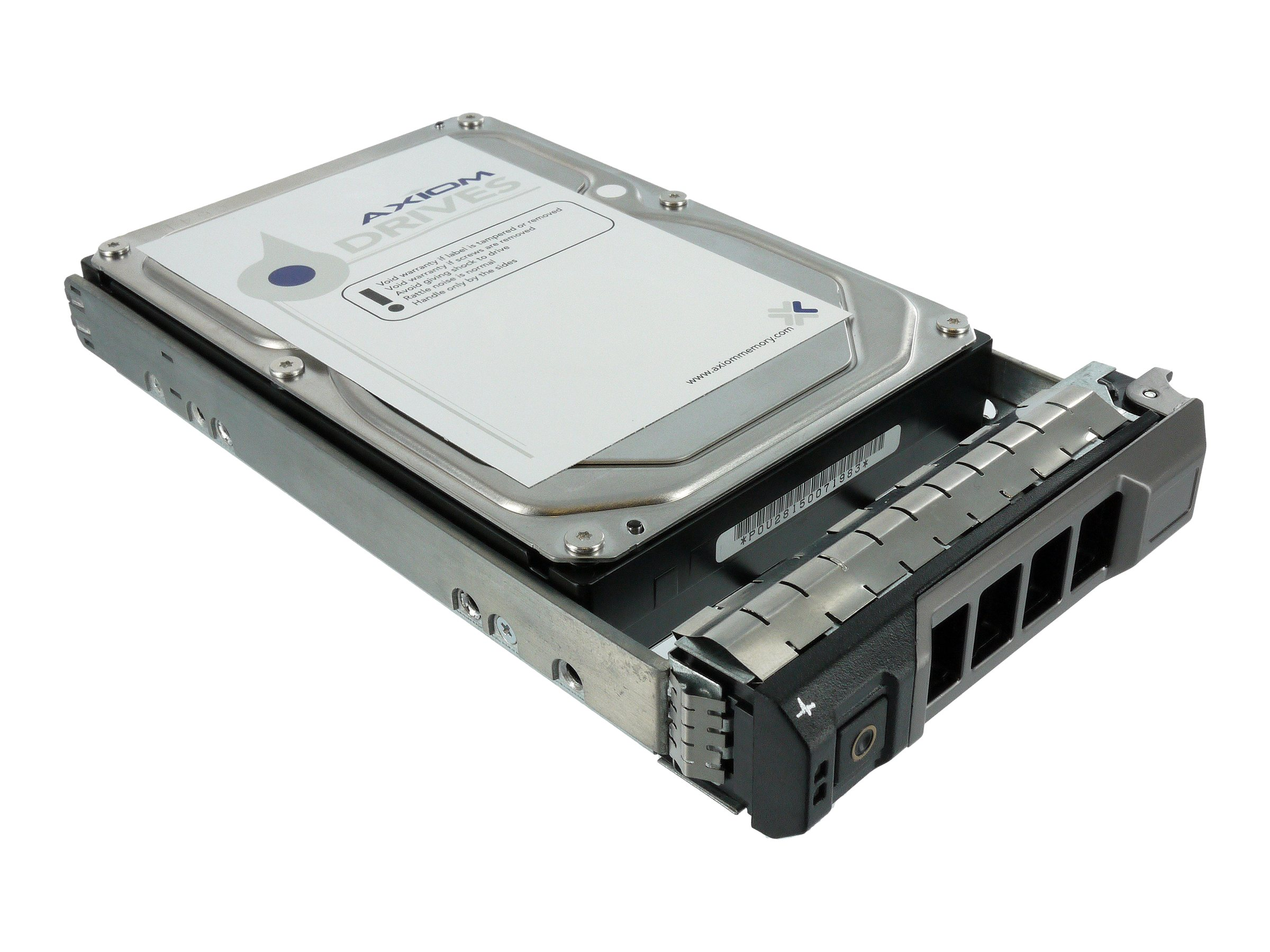 Axiom 2TB SATA 6Gb s 7.2K RPM 3.5 Hot Swap Hard Drive Kit for Dell PowerEdge R230, R310, R320, R330, R410