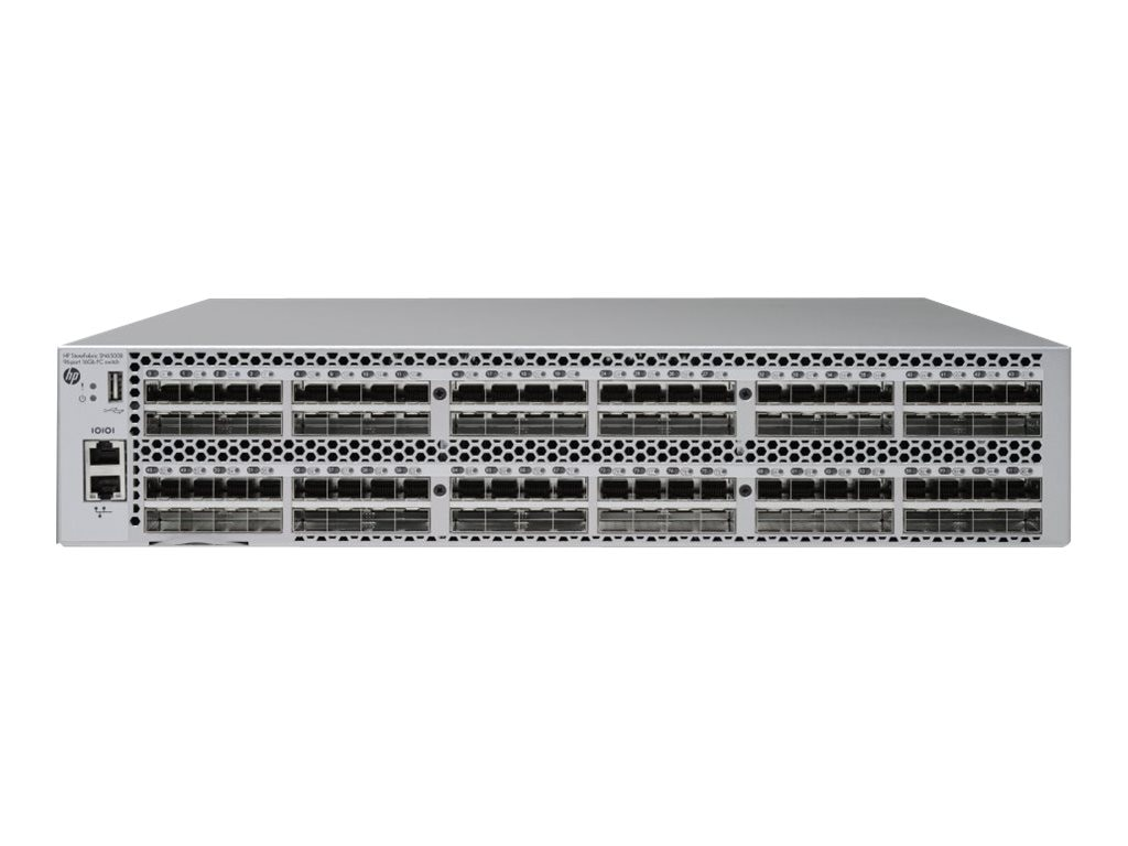 HPE FIO SN6500B 96 48 FC Switch, C8R45A