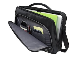 V7 Vantage 2 Frontloader Carrying Case for 16 Notebook, CCV21-9N, 17413451, Carrying Cases - Notebook
