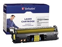 Verbatim Yellow Replacement Toner Cartridge for HP Color LaserJet 1500 & 2500 Series Printers