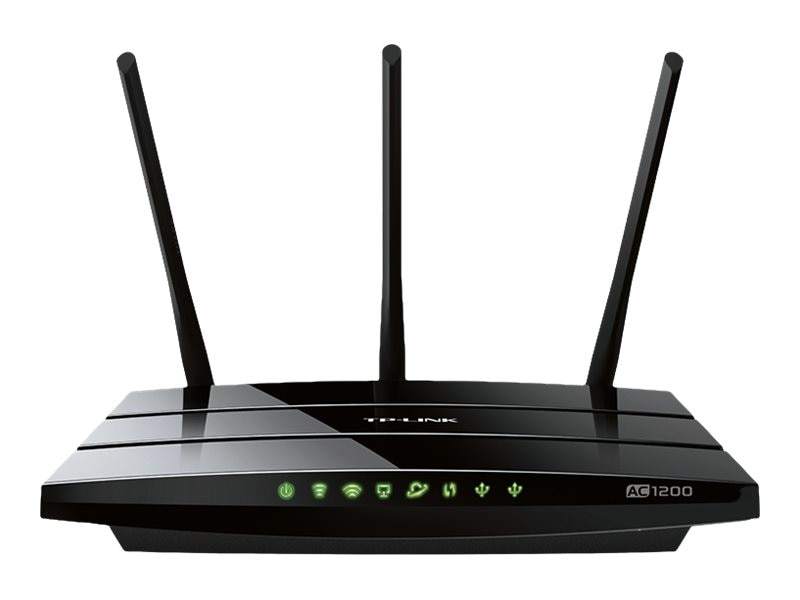 TP-LINK AC1200 Wireless Dual Band GbE Router, ARCHER C1200