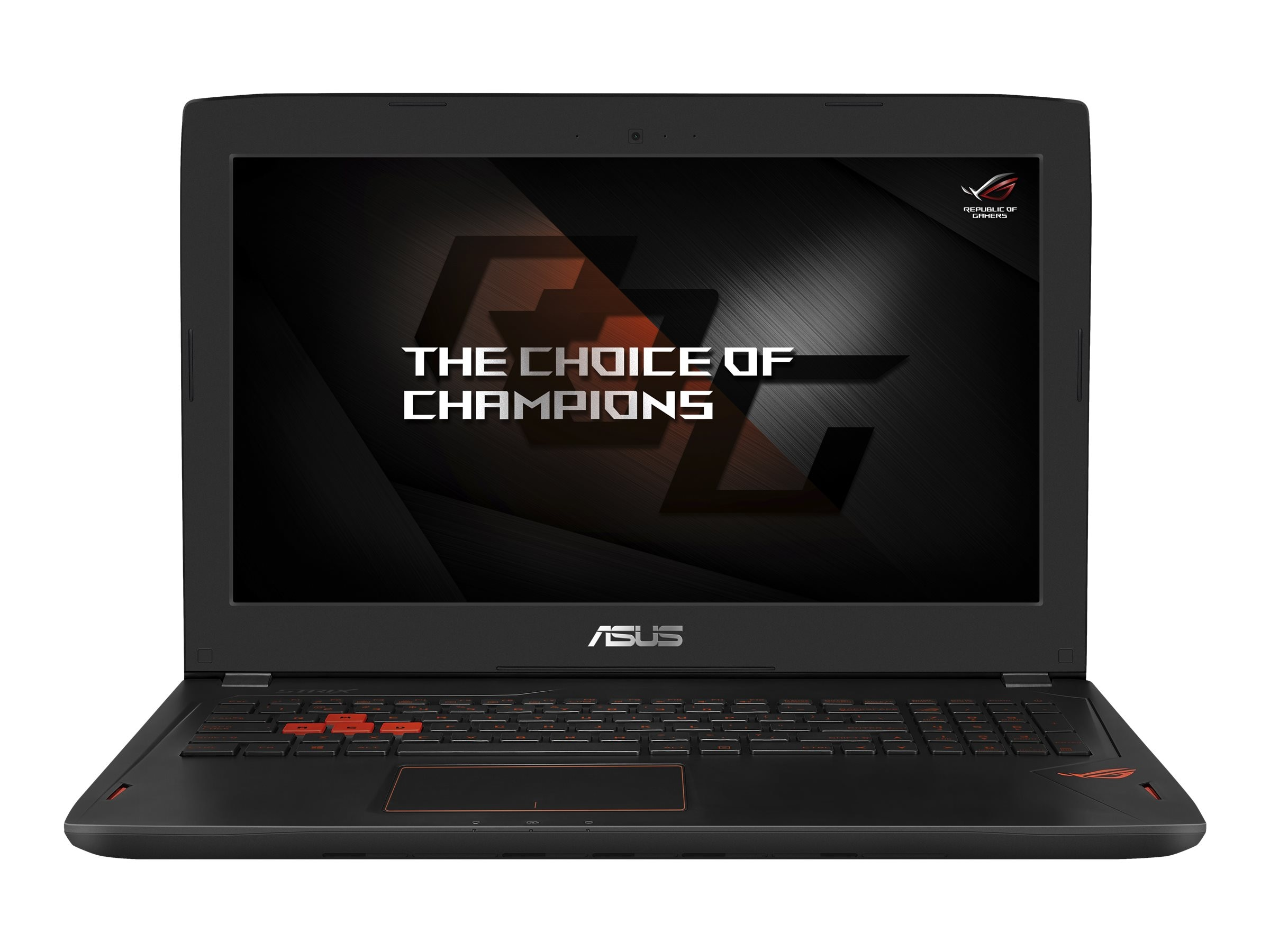 Asus ROG Strix GL502VT-DS71 Core i7-6700HQ 2.6GHz 16GB 1TB+128GB SSD 15.6 W10, GL502VY-DS71