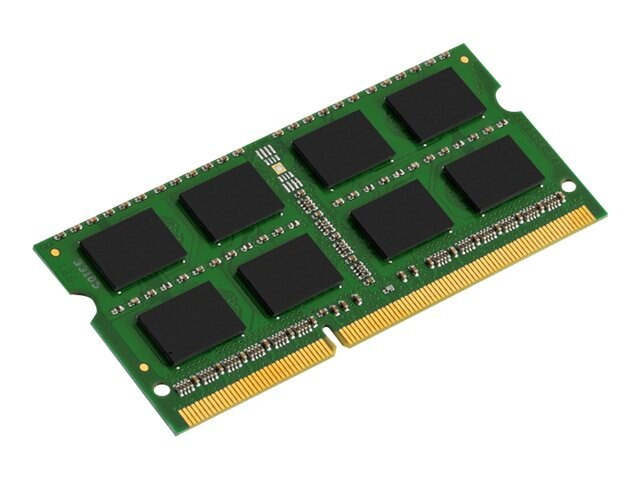 Kingston 8GB PC3-12800 204-pin DDR3 SDRAM SODIMM for Select Models, KVR16LS11/8