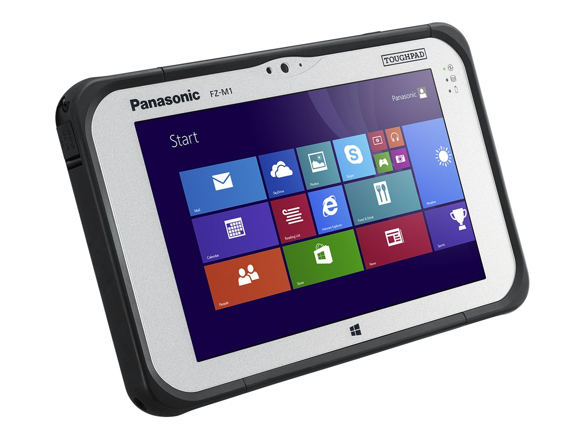 Panasonic Toughpad FZ-M1 Core m5-6Y57 1.1GHz 7 MT, FZ-M1F325AVM