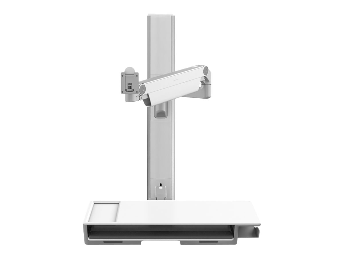 Humanscale V6 Wall Station, 37 Track, VDesk