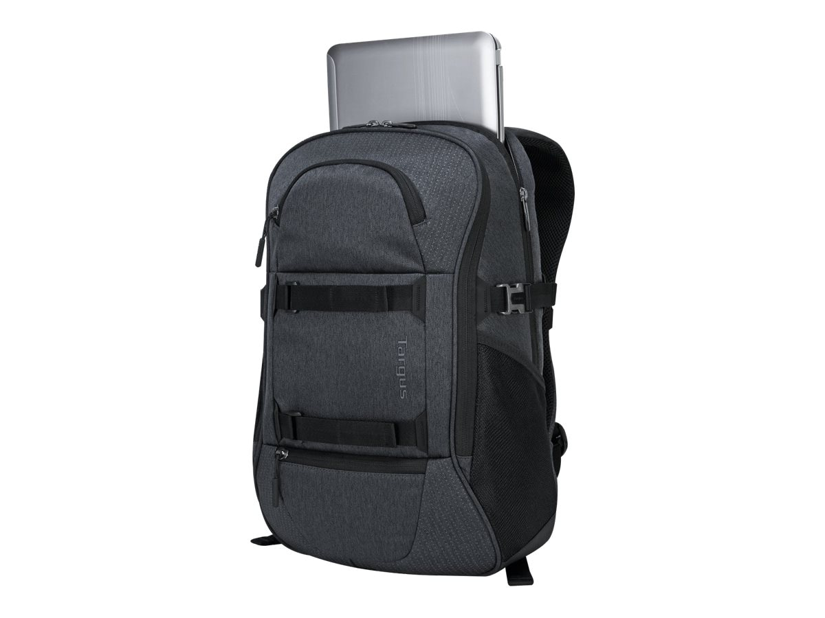 "Targus 15.6"" Urban Explorer Backpack, Charcoal"