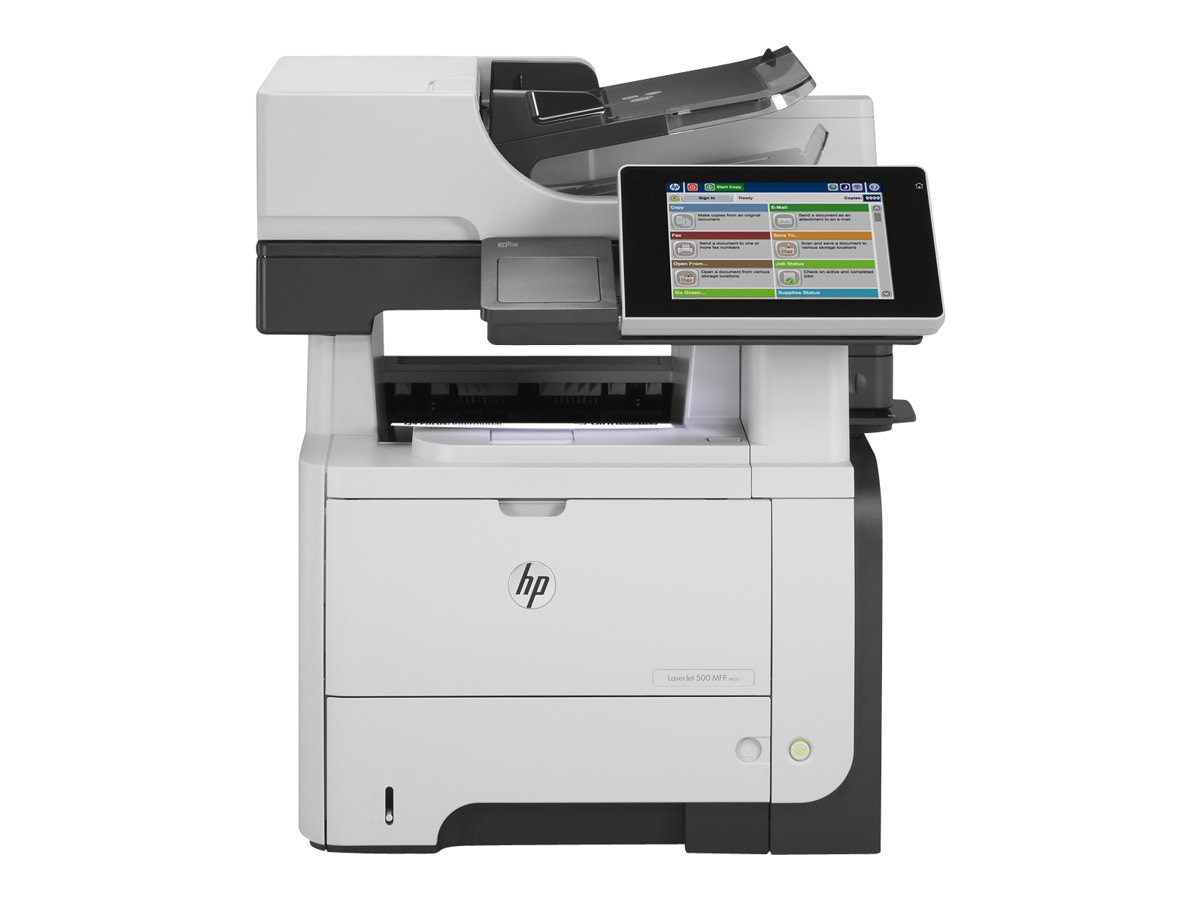 HP LaserJet Enterprise 500 MFP M525f (replaces M3035xs, cc477a)