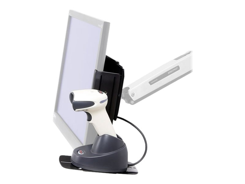 Ergotron Scanner Shelf, VESA Attach