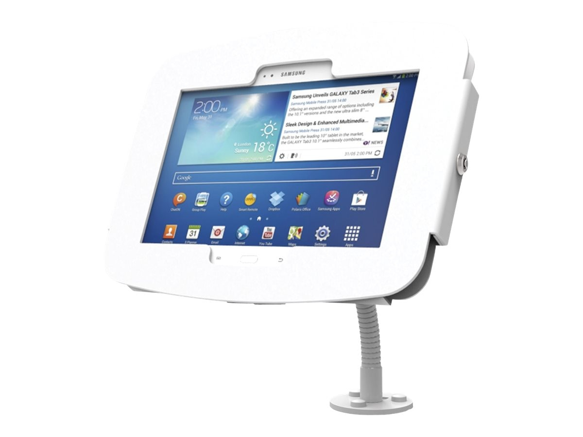 Compulocks Galaxy Space with Flex Arm Mount, White