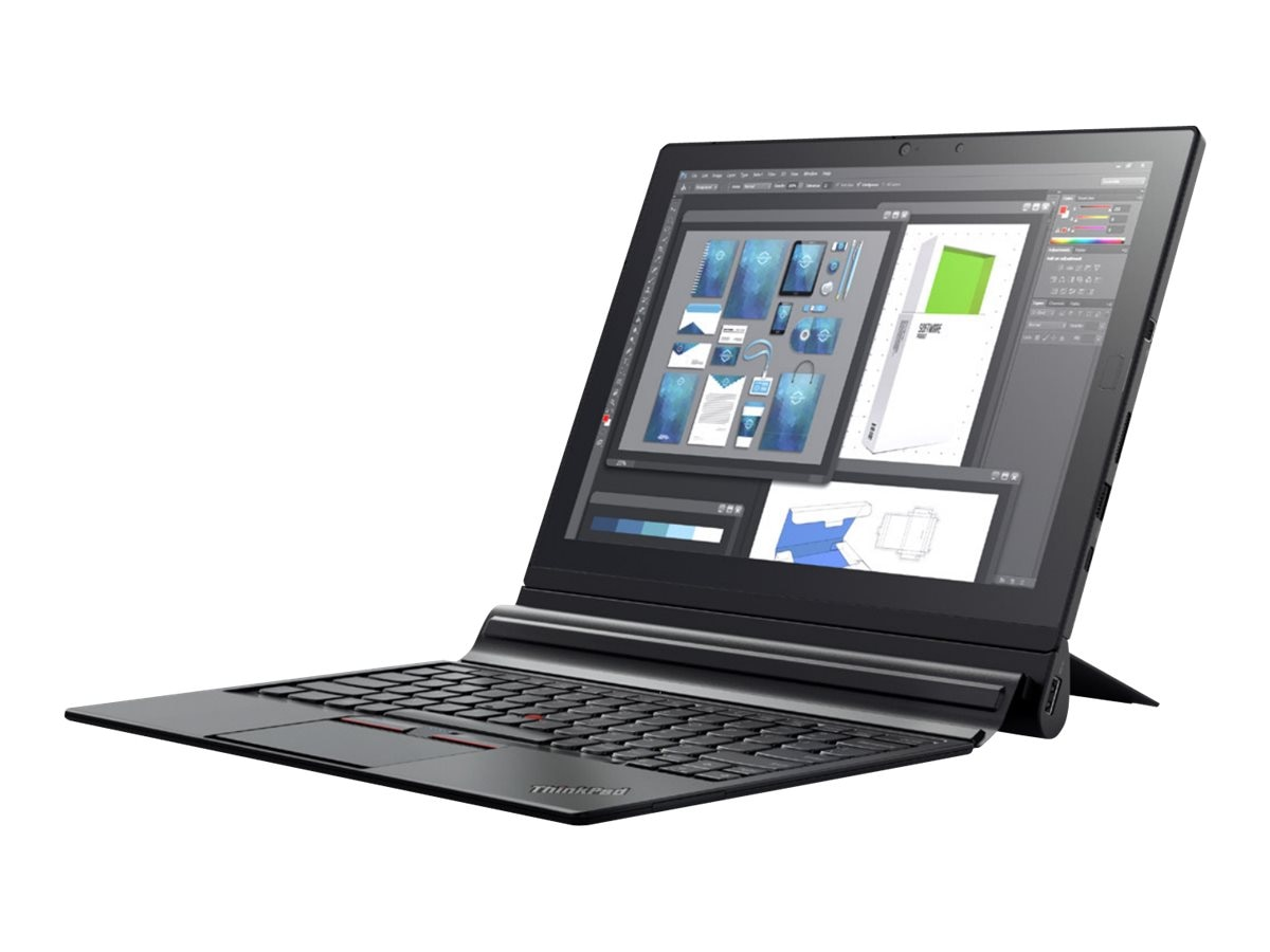 Lenovo TopSeller ThinkPad X1 Tablet 0.9GHz processor Windows 10 Pro 64-bit Edition, 20GG001MUS