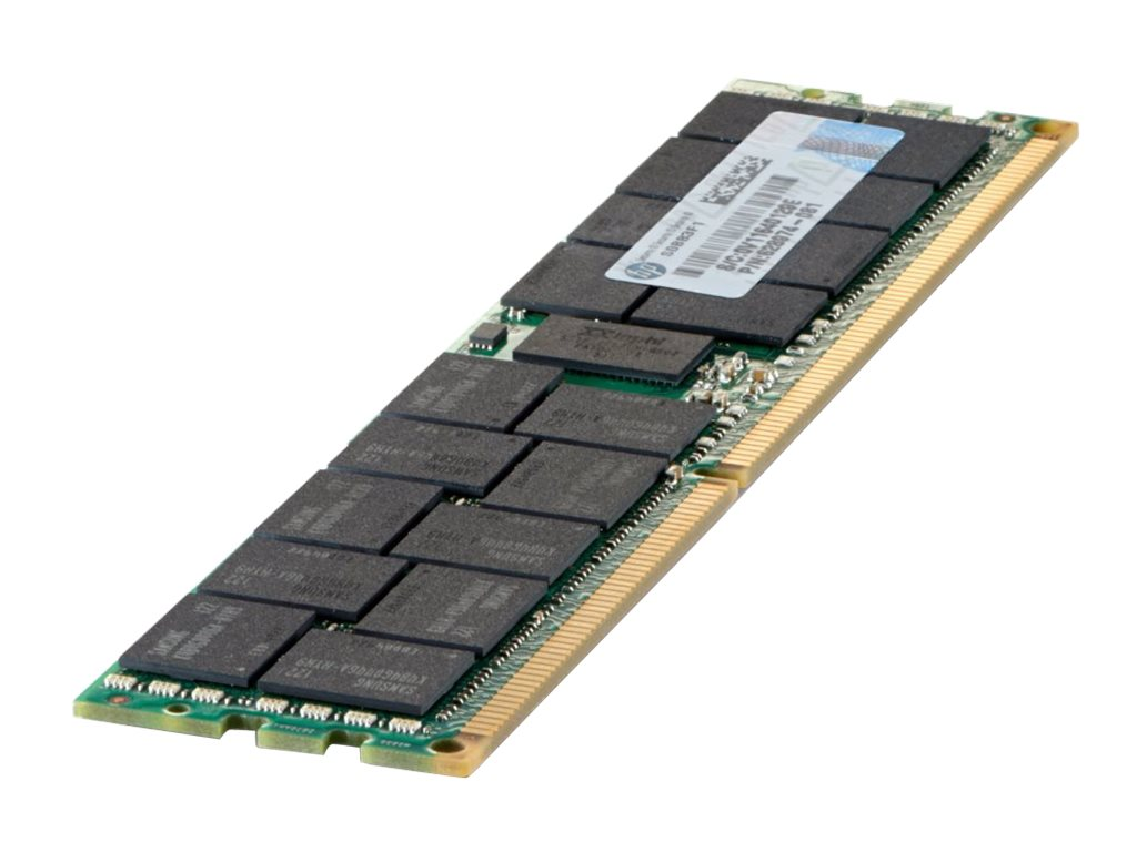 HPE 32GB PC3-14900 240-pin DDR3 SDRAM DIMM, 708643-B21, 16774393, Memory