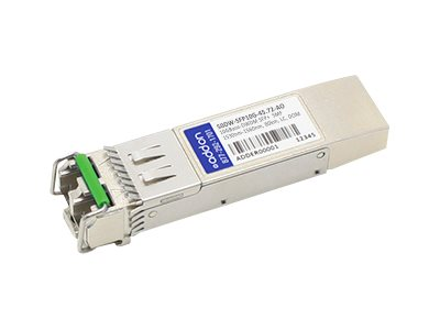 ACP-EP Addon Cisco  1545.72NM SFP+ 80KM  Transceiver