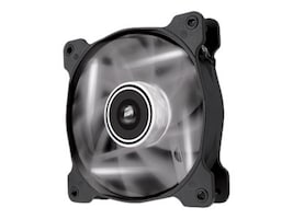 Corsair Air Series SP120 LED High Static Pressure 120mm Fan, White, CO-9050020-WW, 18746599, Cooling Systems/Fans