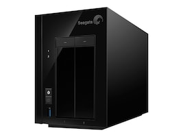 Seagate 10TB NAS Pro 2-Bay, STDD10000100, 17547299, Network Attached Storage