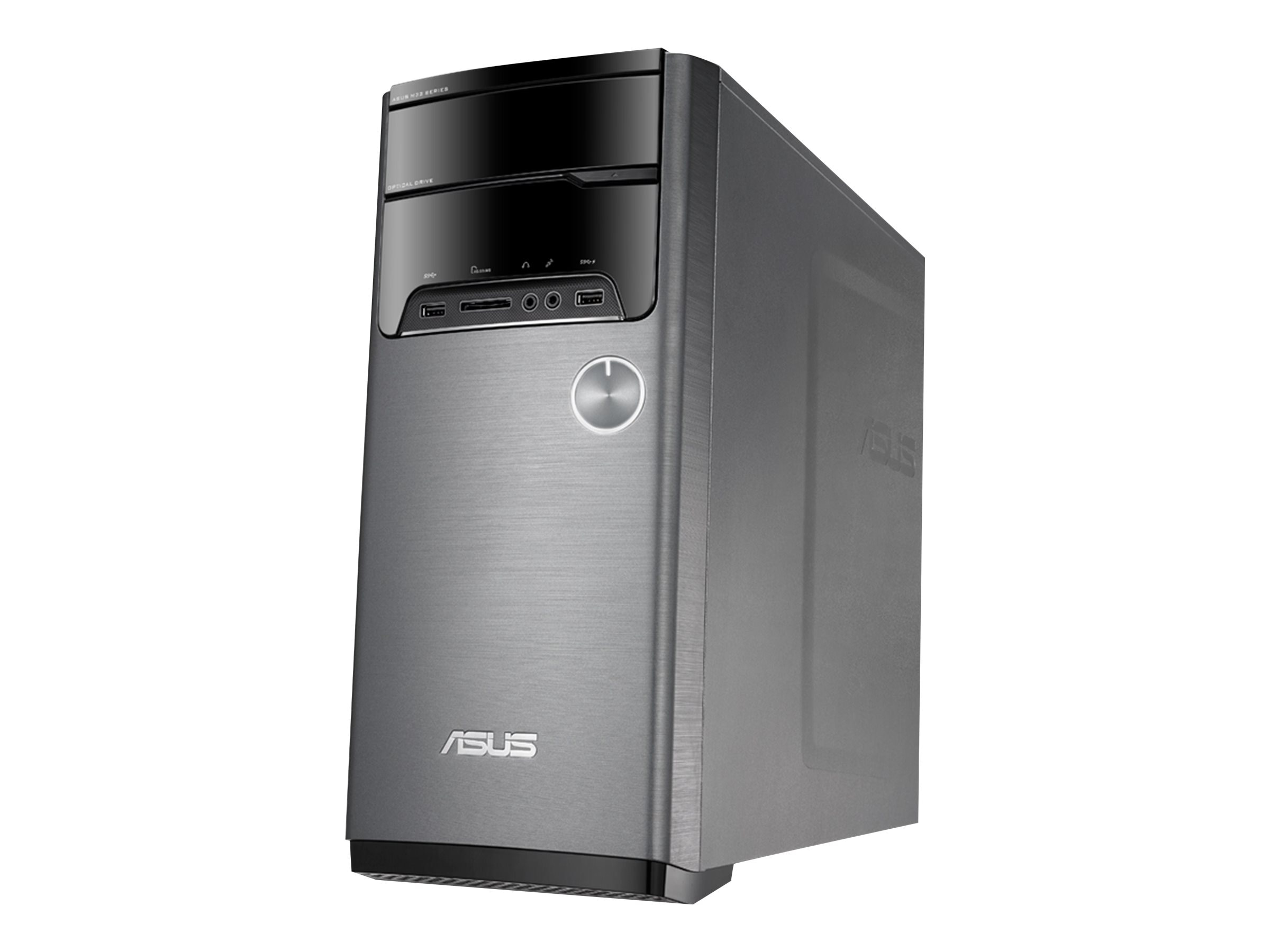 Asus M32BF-US025S Desktop AMD A58 4460 12GB 2TB, M32BF-US025S, 28185297, Desktops