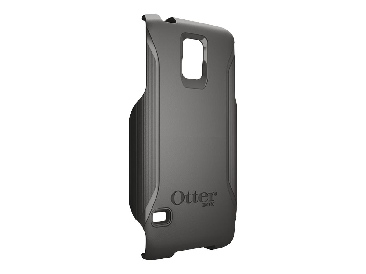OtterBox Commuter Series Plastic Shell for Samsung Galaxy S5, Black, 78-42339, 18622570, Carrying Cases - Phones/PDAs